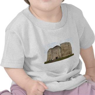 York Castle England United Kingdom T Shirt