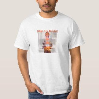 [york city recluse] ORANGE T-shirts