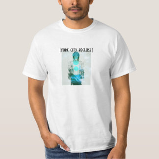 [york city recluse] TEAL T-Shirt