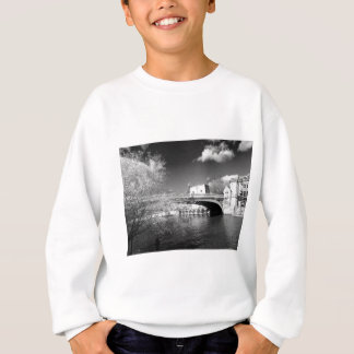 York City river landscape Sweatshirt