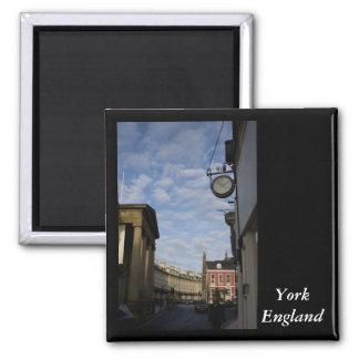 York, England Magnet