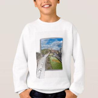 York from the city wall sweatshirt