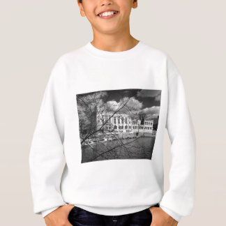 York Guildhall on the river Ouse Sweatshirt