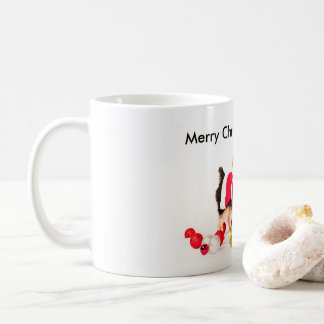 York Merry Christmas Coffee Mug