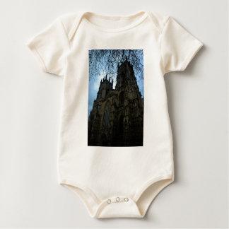 York minster baby bodysuit