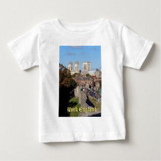 York Minster Baby T-Shirt