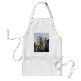 York Minster England Apron
