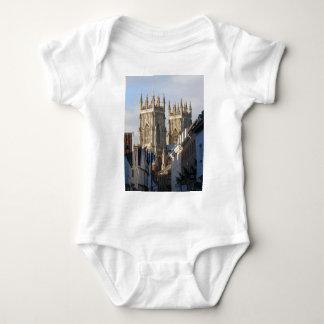 York Minster England Baby Bodysuit