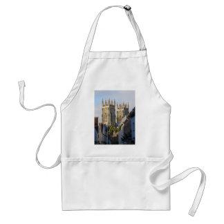 York Minster England Standard Apron