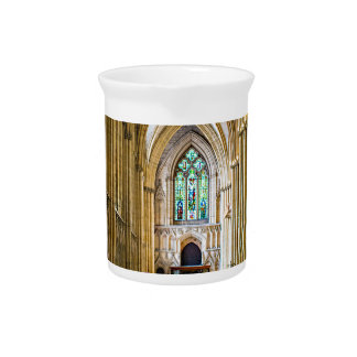 York Minster from inside. Pitcher