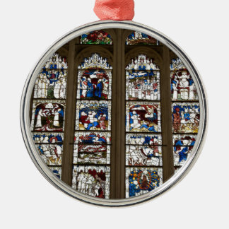 York Minster Great East Window. Christmas Ornament