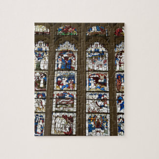 York Minster Great East Window. Jigsaw Puzzle