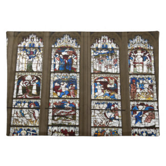York Minster Great East Window. Place Mats