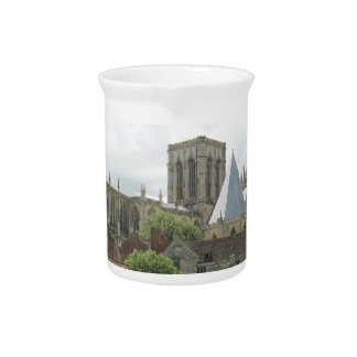 York Minster in the Morning Pitcher