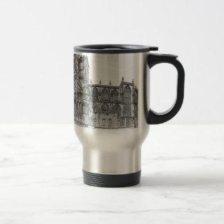 York Minster in the wide Travel Mug