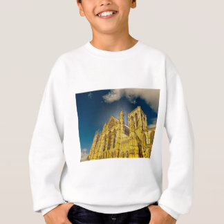 York Minster special effect Sweatshirt