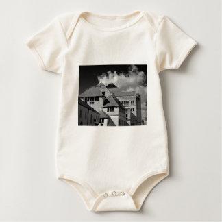 York Modern architecture Baby Bodysuit