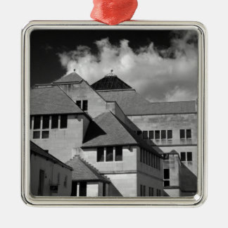 York Modern architecture Christmas Ornament