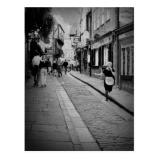 York Shambles Street Postcard