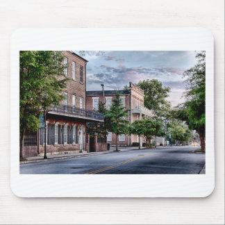 york south carolina white rose city historic count mouse pad