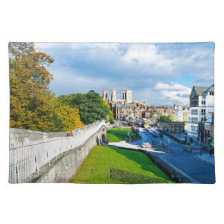 York Walls and Minster Placemat