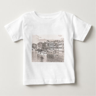 York with pencil and tint baby T-Shirt