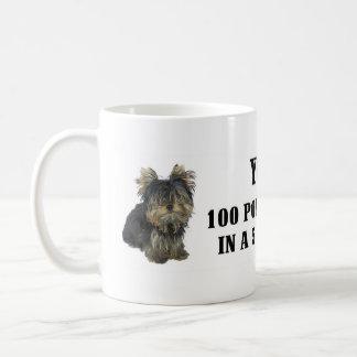 Yorkie Attitude Mug