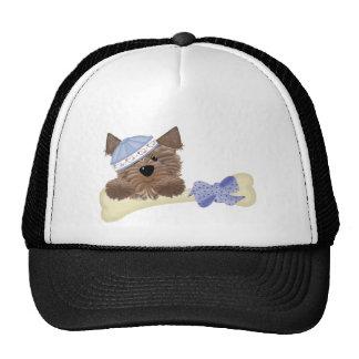 Yorkie BabyPuppy Trucker Hats