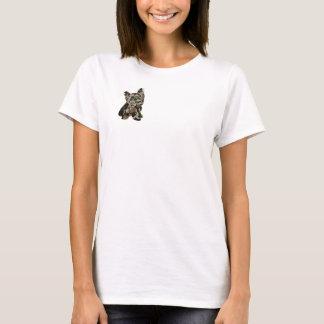 Yorkie Camo T-Shirt