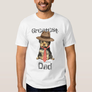 Yorkie Dad Shirts