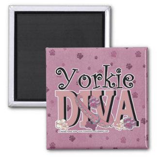 Yorkie DIVA Magnet