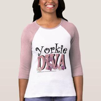 Yorkie DIVA T-Shirt