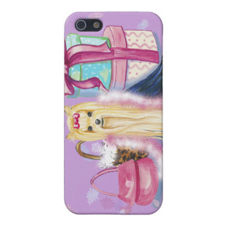 Yorkie Dress Up iPhone 5 Cases