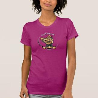 Yorkie IAAM Front Logo T-Shirt