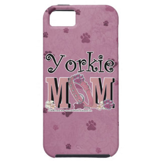 Yorkie MOM iPhone 5 Cases