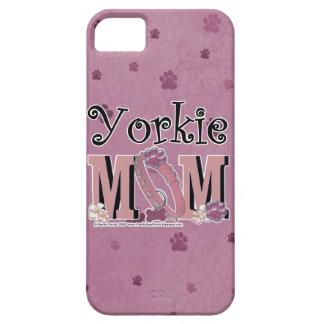Yorkie MOM iPhone 5 Covers