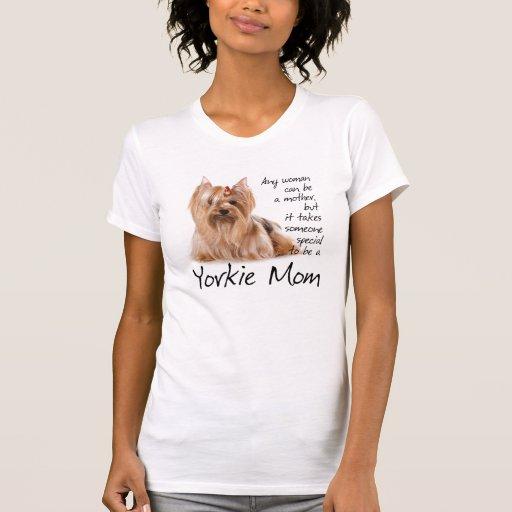 Yorkie Mom Shirt
