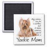 Yorkie Mum Magnet