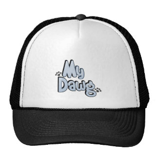 Yorkie-My Dawg Hats