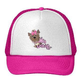 Yorkie MyDawg Hats