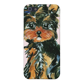 Yorkie Poo Case For The iPhone 5