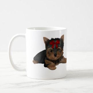 Yorkie Pup - mug