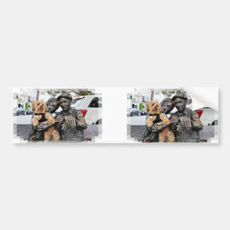 Yorkie - Spike Bumper Stickers