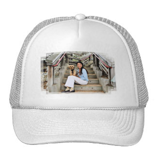 Yorkie - Spike Hat