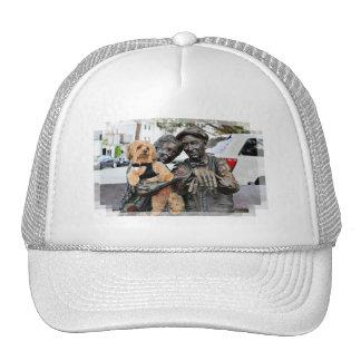 Yorkie - Spike Trucker Hats