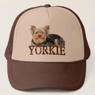 Yorkie Trucker Hat