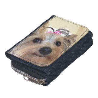 Yorkie  Wallet Coin Purse