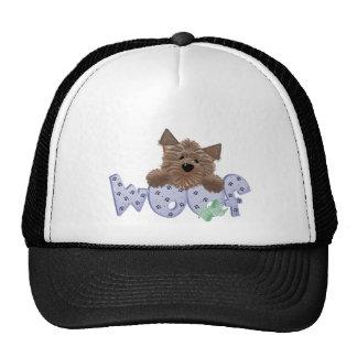 Yorkie-Woof Cap
