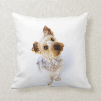 Yorkie Yorkshire Terrier Puppy Pet Dog Cushion