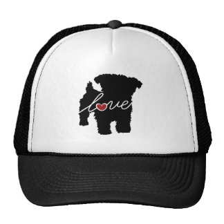 Yorkiepoo (Yorkie / Poodle) Love Cap